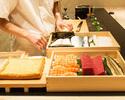 【 21時00分~ディナー 】 4,000円握りコース