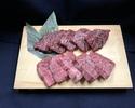 【肉デリバリー】ハラミとサガリの食べ比べ160g