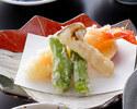 【日本料理Web予約限定】会席料理「おおみ」+ワンドリンク付6800円