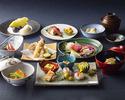 "Lunch&Dinner course ""Wakana"""