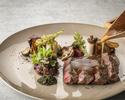 【Dinner】「食材王国宮城フェア」 イノベーティブタパス7種&黒毛和牛を含むWメインの全5品+2ドリンク