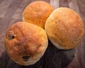 ◎おやつにぴったり◎ レーズンまるパン