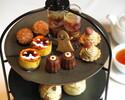 Halloween Afternoon tea 2営業日前までの予約制