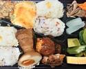 プラザ神戸のグルメ「シェフ山下 彩り菜膳 風鈴」をおうちで!         【テイクアウト弁当】