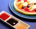 LUNCH: A la Carte Dining in Promenade Cafe for Child