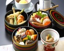 [Kaga Komachi x Toast Sparkling] Lunch only! Enjoy colorful side dishes such as chirashi sushi, tempura, and ware