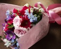 ★Please order with other menu.★【Bunch of Flowers】5,830 yen