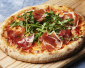 [Weekday limited Napoli pizza lunch] Choose your favorite from the 6 types of pizza that the chef boasts