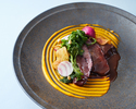 [Lunch / Pranzo Speciale] 5course lunch with Main dish Chocie