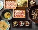 """【ディナー】""""和漢陽明"""" 〜食労寿鍋コース全6品〜"""