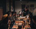 【Family/Couple】Enjoy Japanese Food Entertainment : )