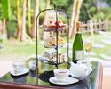 Christmas Afternoon tea アルコールフリーフロー付