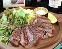 【エンドレス! ルーチェ自慢のイタリアのお肉料を楽しむコース☆】