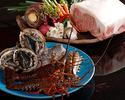 【WEB限定 グラスシャンパン特典付】三重の食材と季節の味覚ペアディナー 1名様