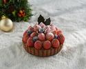 <テイクアウト>【Christmas Cake 2020🎄】 苺のタルト