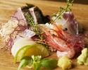 (35) Assorted 5 types of sashimi
