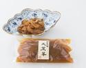 特級クラゲと金糸瓜の冷菜