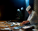 【12/19-1/3 For in house guests】Sushi Course 25000