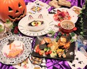 [Happy Halloween !!] Cheese fondue Halloween course 7 dishes 3000 yen (excluding tax)