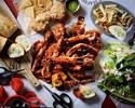 【TOGO】🦐海老と🦀蟹の手づかみランチコンボセット