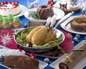 [Official HP limited] Christmas dinner buffet (65years over)