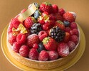 Tart aux fruits