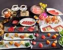 【女子会コース全12品】2時間30分制◆フォトジェニックな料理も生肉も◆