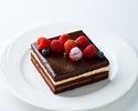 【オプション】チョコレートケーキ(ホール)