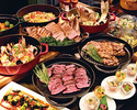 [Small group restaurant dinner] Dinner buffet with free drink (4-12 people)