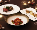 2020 Christmas 6 course Dinner with Prestige Champagne Toast [17-25 Dec.]