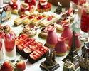 "(Dec 4~May 30. 2021) Strawberry Sweets Buffet ""Strawberry Adventure"""