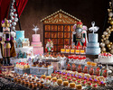 Nutscracker Sweets Buffet  With a glass of champagne (Dec.24)