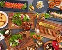 Dinner semi-buffet *90-minute limit (Saturdays, Sundays, and holidays)  JPY5800
