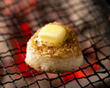 焼おにぎり醤油バター