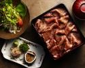 [Regular price (lunch)] Wagyu And Rice Box 130g 3,900 yen