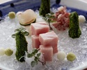 【Lunch】BIZEN - Kaiseki 6 courses-+Welcome drink
