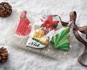 「クリスマスアイシングクッキー」