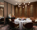 [Private room plan for 2 to 3 people] Chef's entrusted dinner course with a toast champagne