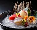日本料理 会席料理「橘」15000円ディナー