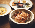 Shanghai Crab Dinner Course