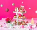 Christmas Pink Afternoon Tea 【12/1~18】
