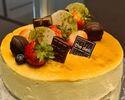 """Cheesecake (8"""" Round)"""