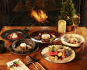 ❄Festive Dinner ★ 【WINDOW】5-Course Chateaubriand (Dec 24th & 25th)