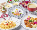 [November] Queen's favorite ☆ 7 cheese fondue courses [2H all-you-can-drink] 3500 yen (excluding tax)