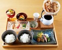 【NEW】鯛茶漬け定食
