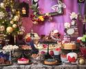 【おとな】【カジュアルコース】スイーツブッフェ ヴィランズたちのツイステッドゴシックパーティー ~Christmas Holiday~¥5,800(ディナー)