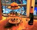 【Lounge Casual Dinner】 Christmas Canapes and Grilled Steak + Free Flow