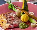 "Teppannyaki Dinner course ""Hikarugenji"""