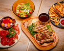 【8/22まで限定】◆2350yen◆乾杯ソフトドリンク付きピザが選べるルーフトップビアコース
