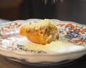 《ディナー》上海蟹【菊花】コース ¥15,000